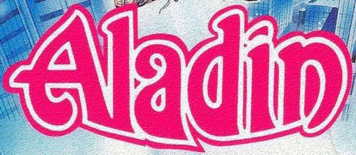 Aladin Schriftzug / Logo