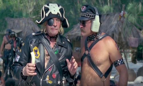 Piraten im Film Zwei Asse trumpfen auf