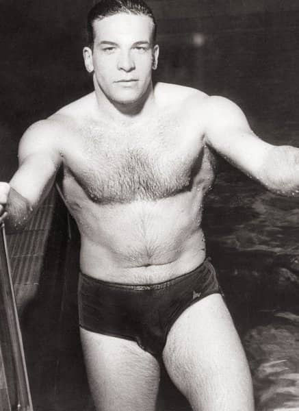 Bud Spencer als Schwimmer