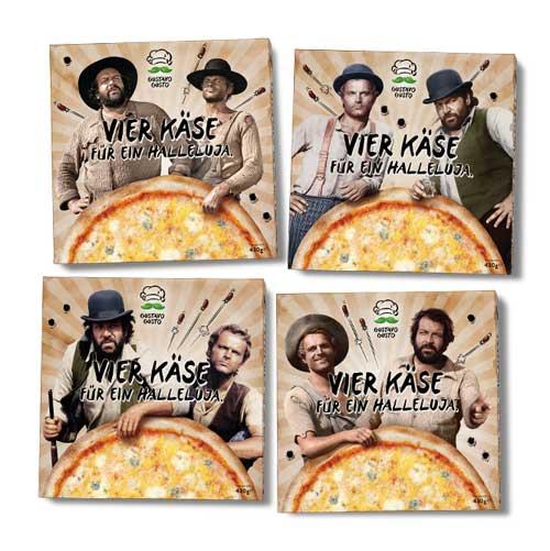 Vier Käse für ein Halleluja – Die Bud Spencer & Terence Hill Pizza