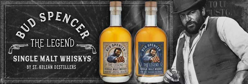 Bud Spencer Whisky – The Legend