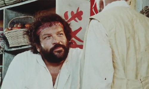 Bud Spencer in Zwei Missionare
