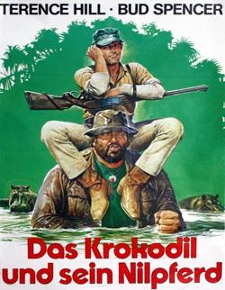 Das Krokodil und sein Nilpferd Film mit Bud Spencer und Terence Hill