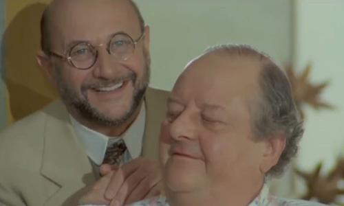 Zwei wie Pech und Schwefel -der Boss und der Doktor