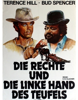 filmografie von bud spencer und terence hill. Black Bedroom Furniture Sets. Home Design Ideas