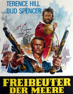 Freibeuter der Meere Film mit Bud Spencer und Terence Hill