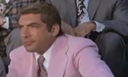 Giancarlo Bastianoni im Film Zwei ausser Rand und Band