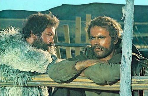 Gott vergibt Django nie Film von 1969 mit Bud Spencer und Terence Hill