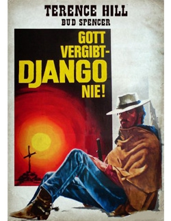 Gott vergibt... Django nie Film mit Bud Spencer und Terence Hill