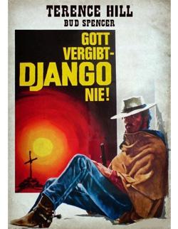 Gott vergibt... Django nie Film mit Bud Spencer und Terence Hill