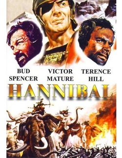Hannibal Film mit Bud Spencer und Terence Hill