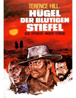 Hügel der blutigen Stiefel Film mit Bud Spencer und Terence Hill