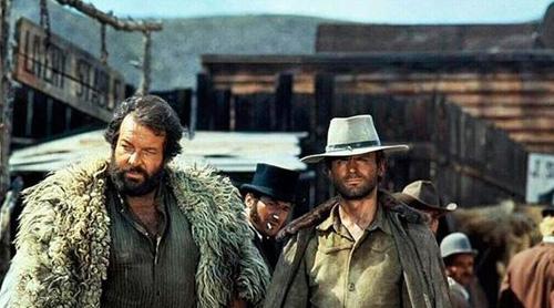 Hügel der blutigen Steifel Film von 1969 mit Bud Spencer und Terence Hill