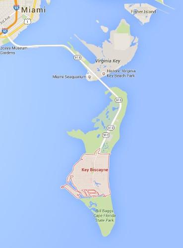 Insel Pongo Pongo Key Briscyne