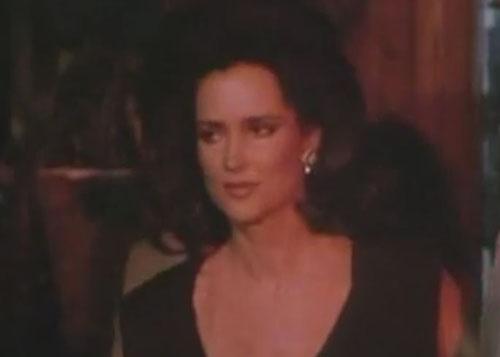 Jackie Castellano im Die Miami Cops Film