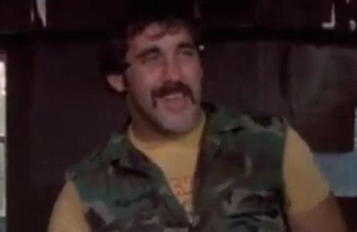 Schauspieler Joe Hess