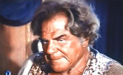 Schauspieler Lionel Stander