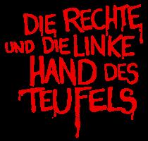 Logo Die rechte und die linke Hand des Teufels