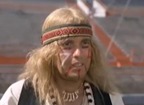 Luciano Rossi als Geronimo