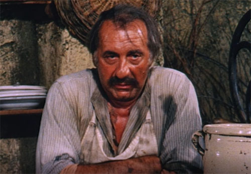Schauspieler Luigi Bonos / Gigi Bonos