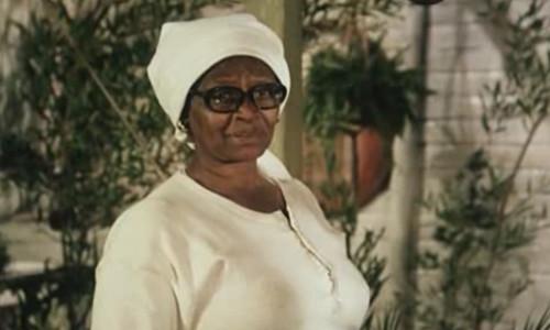 Mama Leone aka May Dlamini