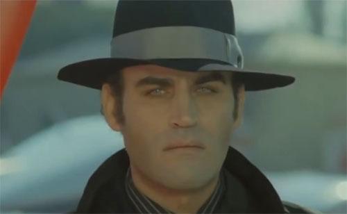 Schauspieler Manuel De Blas