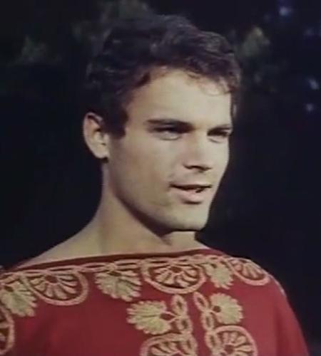 Mario Girotti in Hannibal 1959