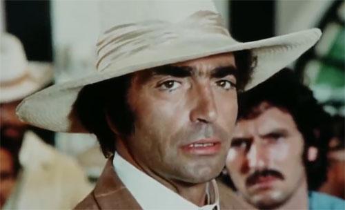 Schauspieler Mario Pilar