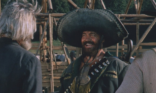 Mescal - Anführer der Mexikaner
