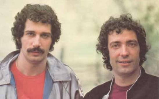 Guido De Angelis und Maurizio De Angelis aka Oliver Onions