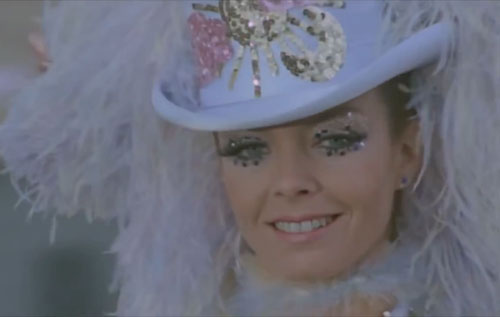Patty Shepard als Rauschegoldengel