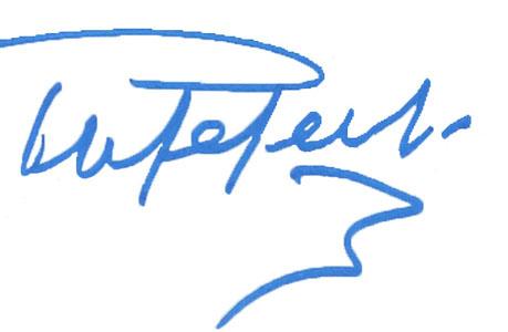 Riccardo Pizzuti Autogramm Signatur Unterschrift