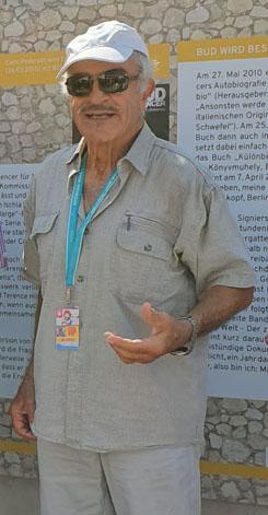 Sal Borgese im Jahr 2019