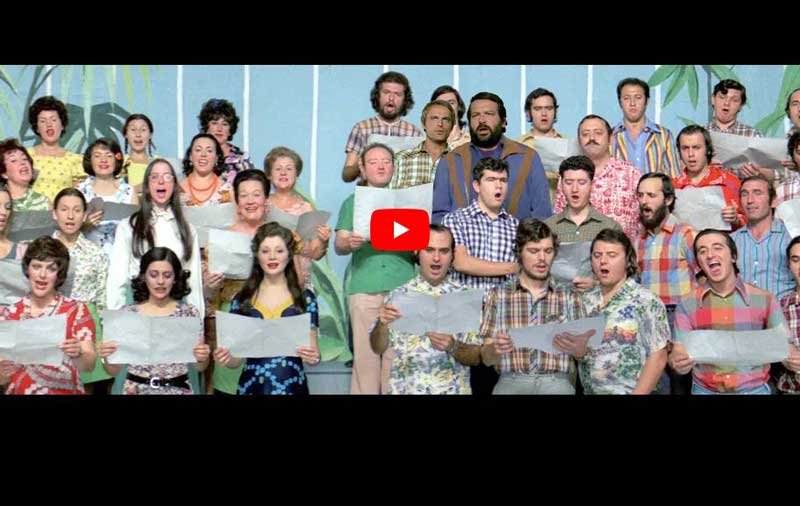 Video von Bud Spencer und Terence Hill Fans