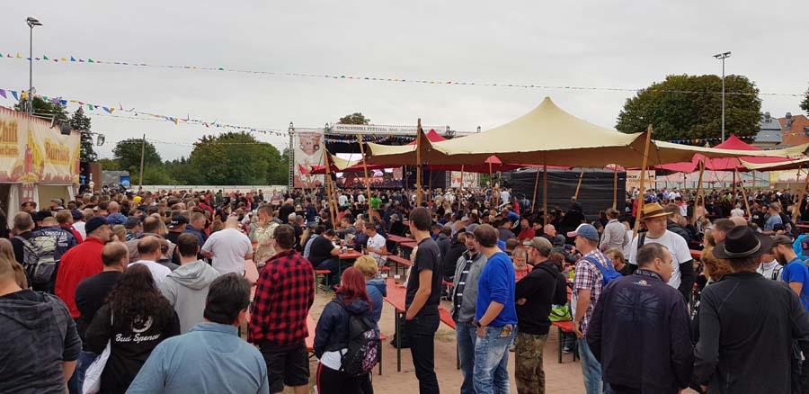 Das Spencer Hill Festival / Fantreffen