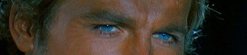 Terence Hill blaue Augen