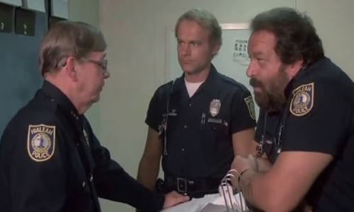 Terence Hill und Bud Spencer Die Miami Cops