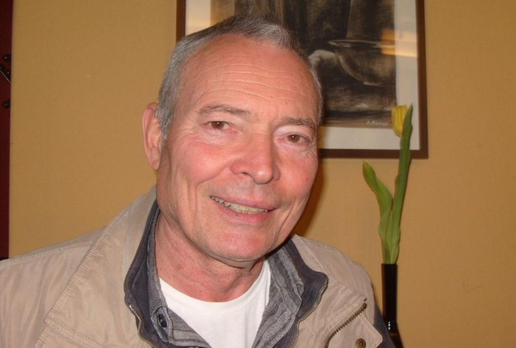 Thomas Danneberg – alles Gute zum 77.Geburtstag
