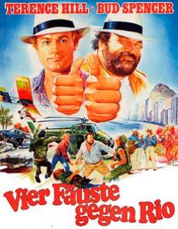 Vier Fäuste gegen Rio Film mit Bud Spencer und Terence Hill