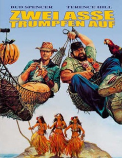 Zwei Asse trumpfen auf Film mit Bud Spencer und Terence Hill