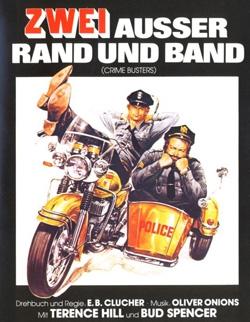 Zwei ausser Rand und Band Film mit Bud Spencer und Terence Hill
