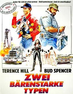 Zwei bärenstarke Typen Film mit Bud Spencer und Terence Hill