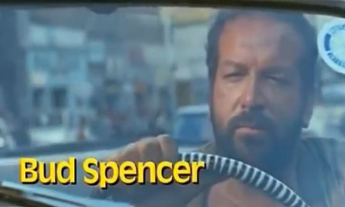Zwei Himmelhunde auf dem Weg zu Hölle Bud Spencer