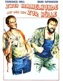Zwei Himmelhunde auf dem Weg zur Hölle Film mit Bud Spencer und Terence Hill