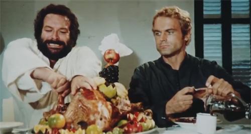Zwei Missionare Film mit Bud Spencer und Terence Hill