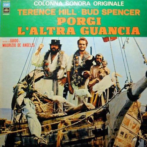 Zwei Missionare Soundtrack LP - Porgi l'altra guancia - Oliver Onions