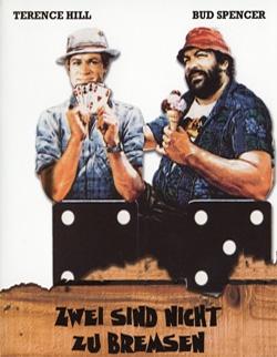 Zwei sind nicht zu bremsen Film mit Bud Spencer und Terence Hill