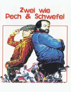 Zwei wie Pech und Schwefel Film mit Bud Spencer und Terence Hill